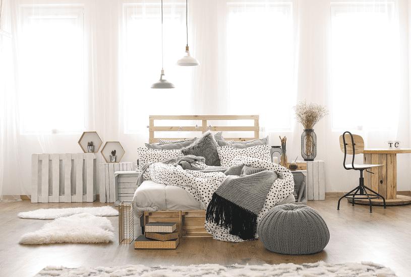 Decoração criativa - 8 ideias para quarto