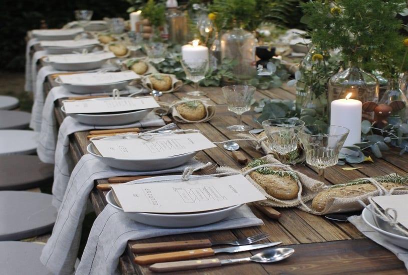 5 truques para acertar na decoração de festa rústica