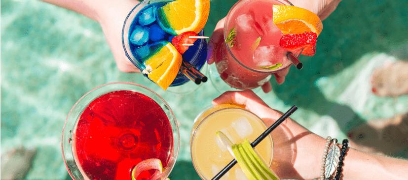 6 drinks sem álcool para surpreender na sua próxima festa