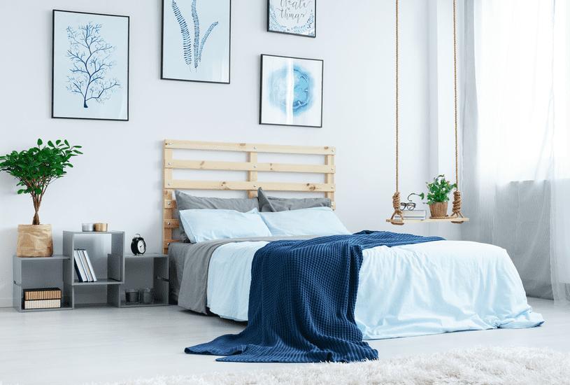 9 modelos de cabeceira de cama criativos