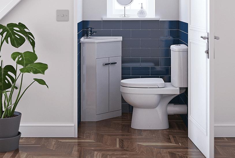 Banheiro embaixo da escada: 5 dicas para decorar
