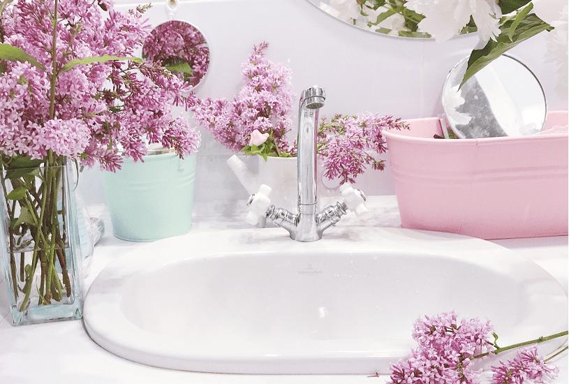 Conheça 4 flores para banheiro