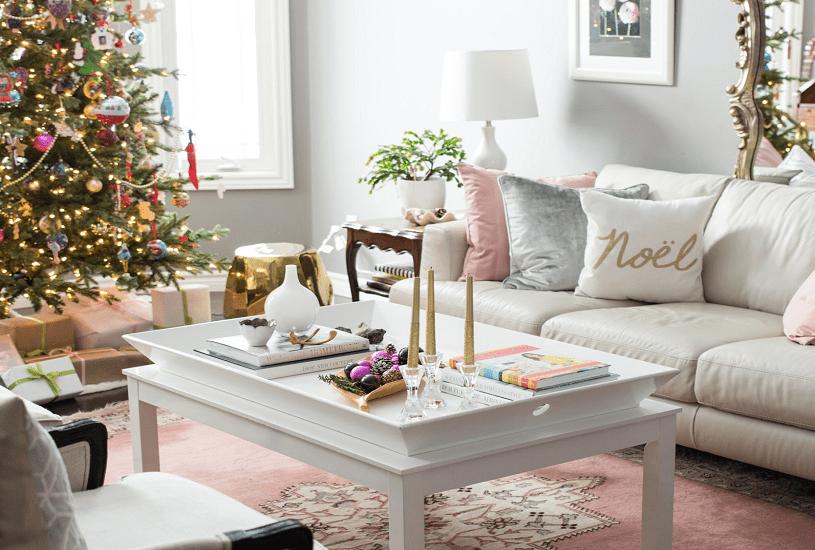 Decoração de natal simples e fácil de fazer