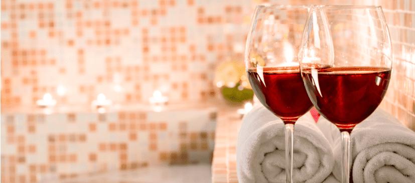 Benefícios da vinhoterapia