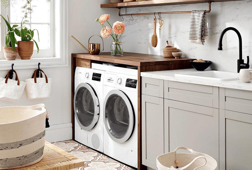 10 modelos de lavanderia