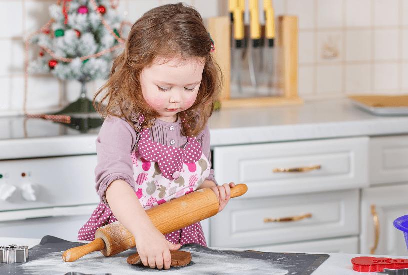 5 receitas de biscoito de Natal para fazer com a criançada