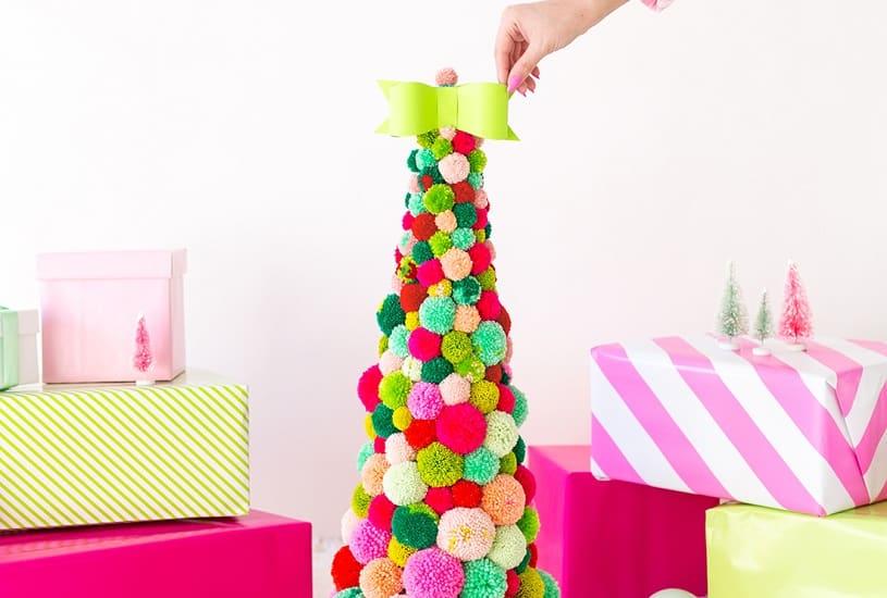 Como fazer enfeites de Natal