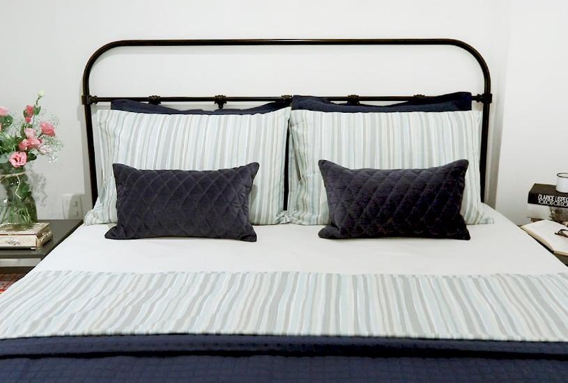 5 passos para arrumar a cama perfeita