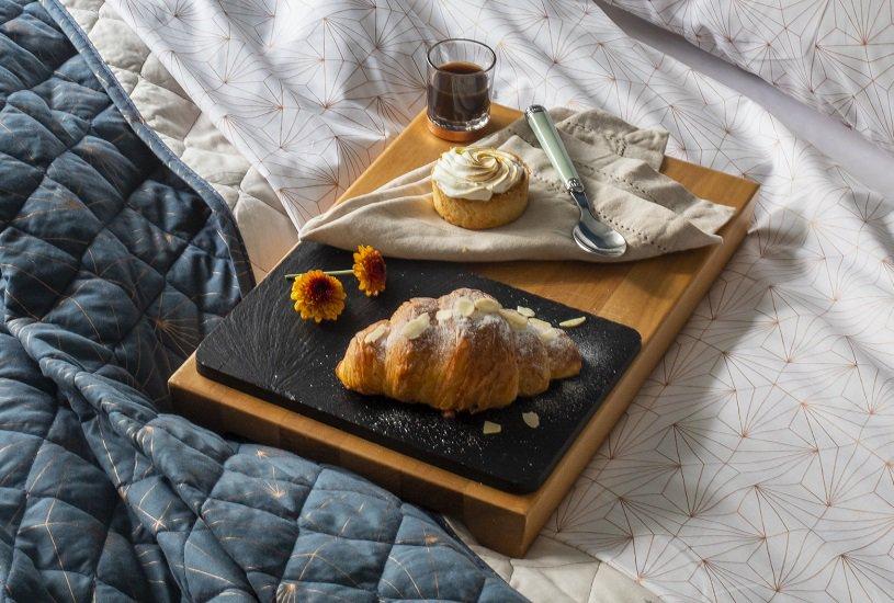 Café na cama