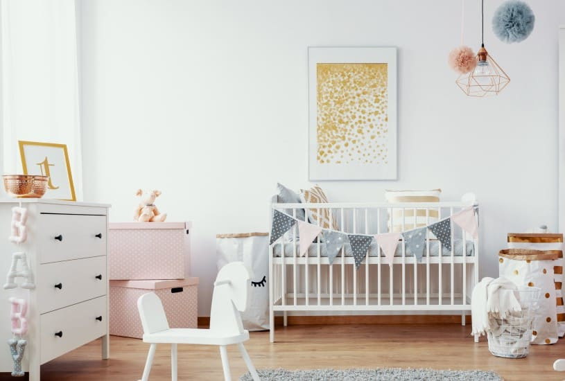 Dicas de como fazer decoração para quarto de bebê