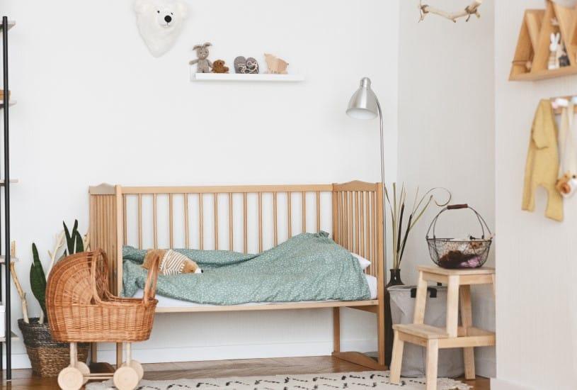 Os móveis indispensáveis no quarto de bebê