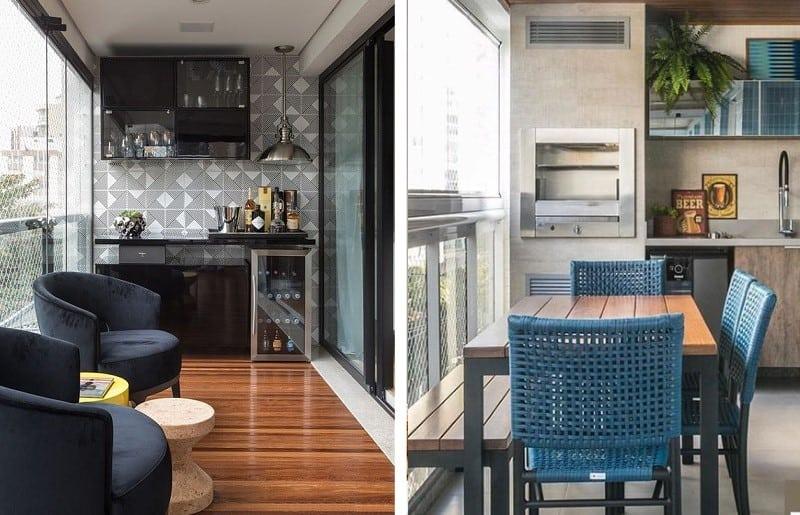 Transformando sua varanda em espaço gourmet