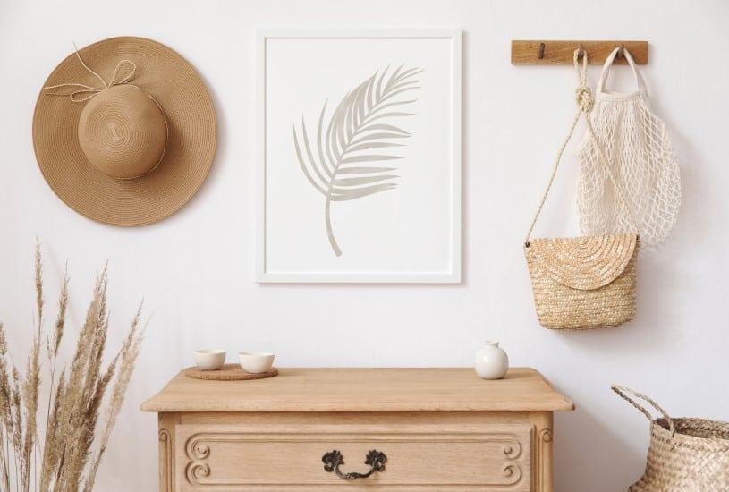 Ideias para quartos pequenos: use e abuse das paredes